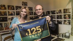 Tomasz Tomaszewski o fotografii na 125-lecie National Geographic Society