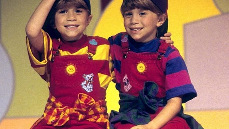 Jak zmieniały się bliźniaczki Olsen