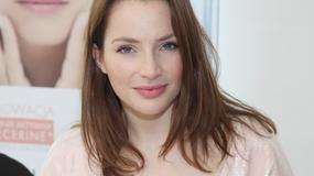 Anna Dereszowska wygląda pięknie