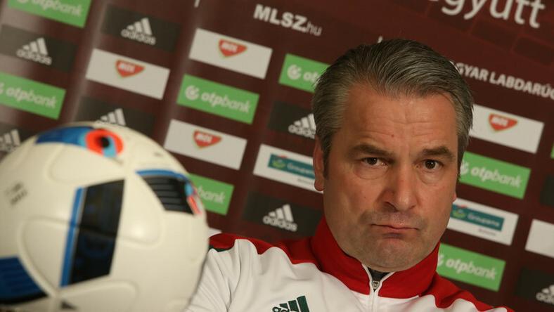 Storck fizetését nem hozza nyilvánosságra az MLSZ /Fotó: Isza Ferenc