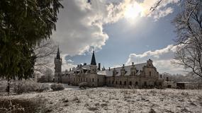 Pałac w Bożkowie - piękno, które niszczeje