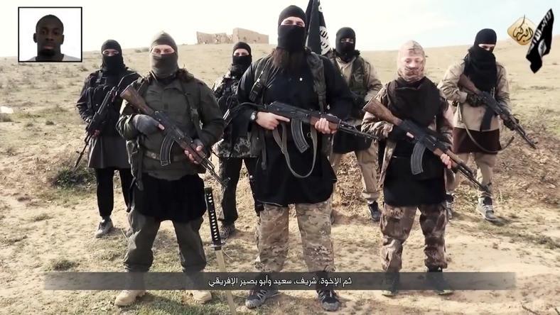 Iszlám Államban nem sokat ér az emberélet / Foto: Northfoto