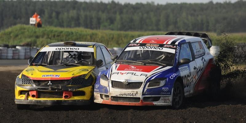 Rallycross wstrząsnął Toruniem