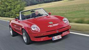 Perły tuningu lat 80. - Alfa Romeo Spider