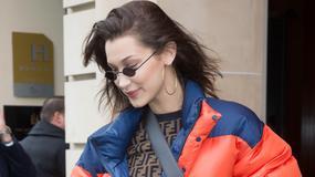 Bella Hadid na zakupach w Paryżu. Jeden dodatek zdobył serca krytyków