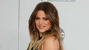 Khloe Kardashian w kuszącej odsłonie