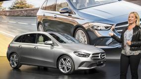 Nowy Mercedes Klasy B – minivany jeszcze nie wymarły