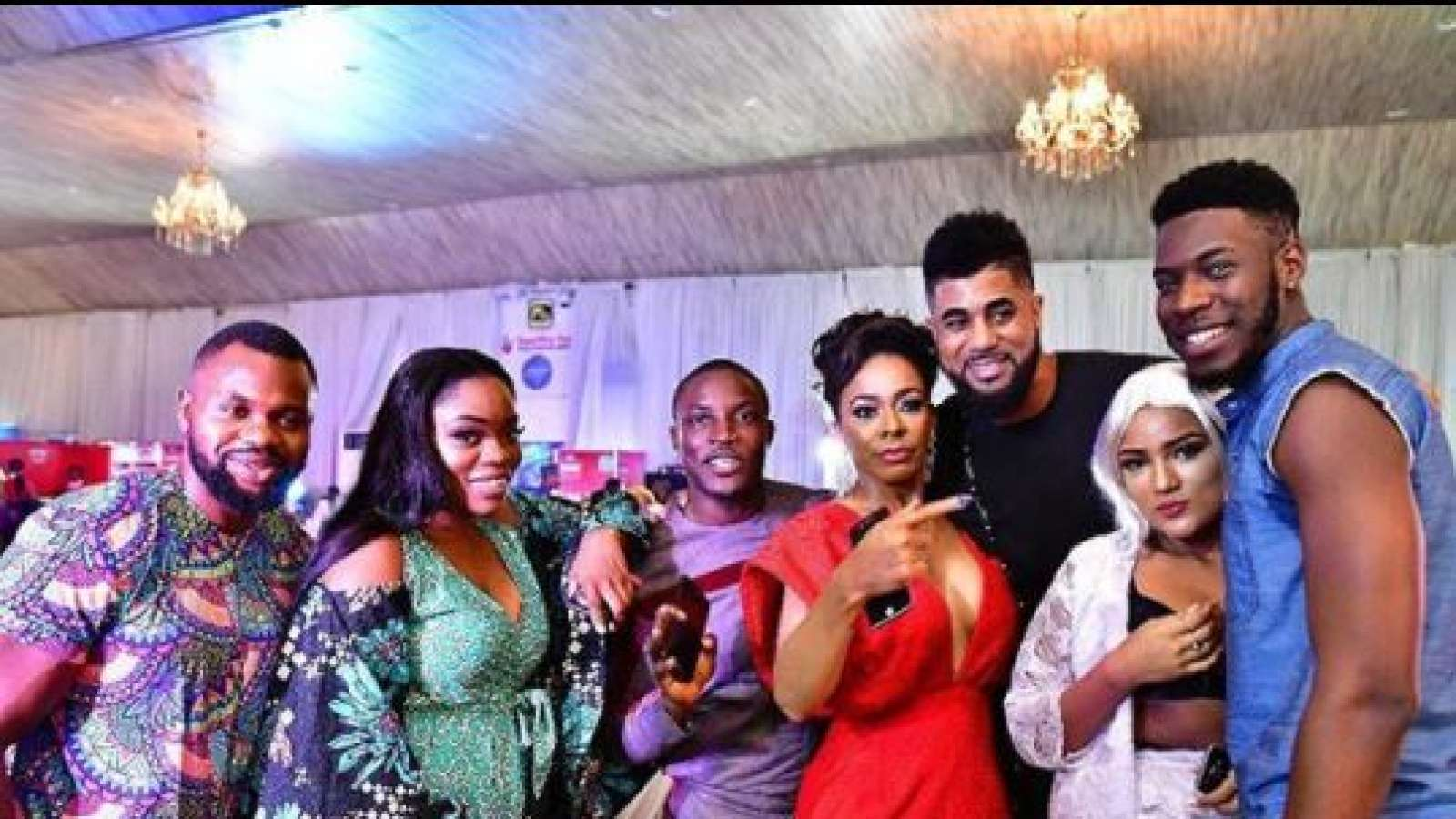 Big Brother Naija relaxes on a troubled house with 'No Wahala'