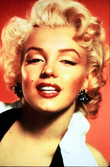 Platynowy blond to znak rozpoznawczy Marilyn