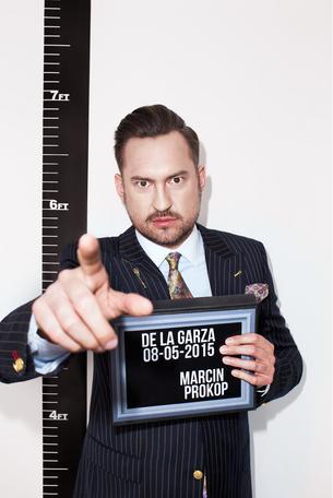 Marcin Prokop został modelem!