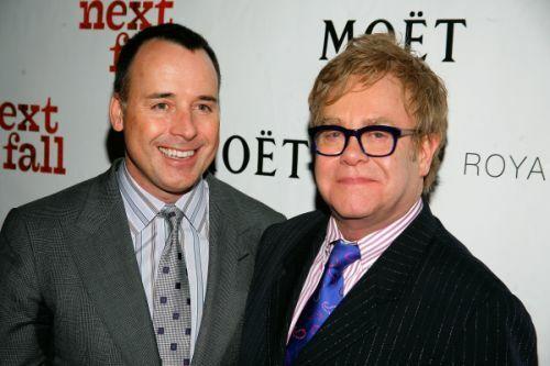 Elton John i David Furnish