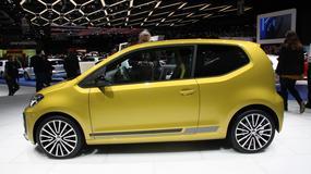 Volkswagen Up! - najmniejszy w rodzinie odświeżony (Targi Genewa 2016)