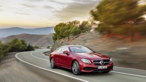 Mercedes klasy E Coupe – najpiękniejszy z trójki