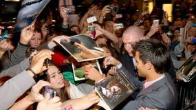 """""""Saga Zmierzch: Przed świtem. Część 2"""": szaleństwo na premierze i Kristen Stewart w odważnej kreacji"""