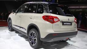 Suzuki Vitara - nowy SUV z Japonii