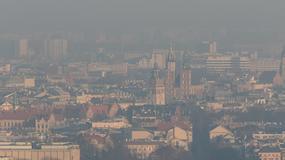 Smog spowił Kraków. Prezydent apeluje do mieszkańców