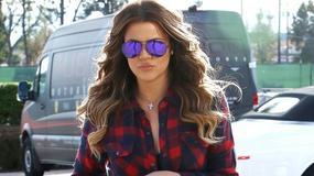 Khloe Kardashian pokazała pośladki