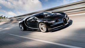 Bugatti Chiron - Megamaszyna