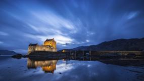 Zamek Eilean Donan - piękna szkocka twierdza