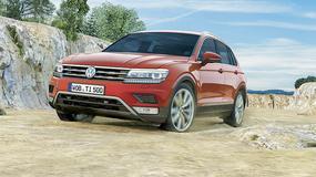 Volkswagen Tiguan - przestronność w cenie