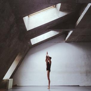 Darian Volkova i tajemniczy świat baletu