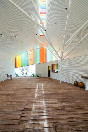 Najlepszy budynek świata 2014: The Chapel - Wietnam