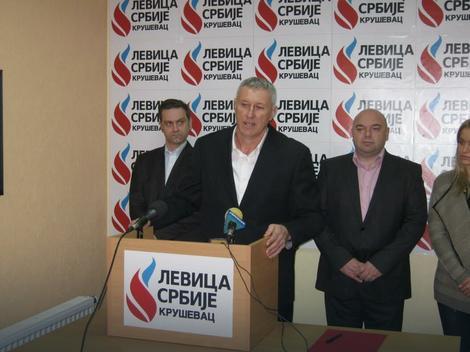 """Radoslav Komlenović kad je """"svratio"""" u Levicu Srbije"""
