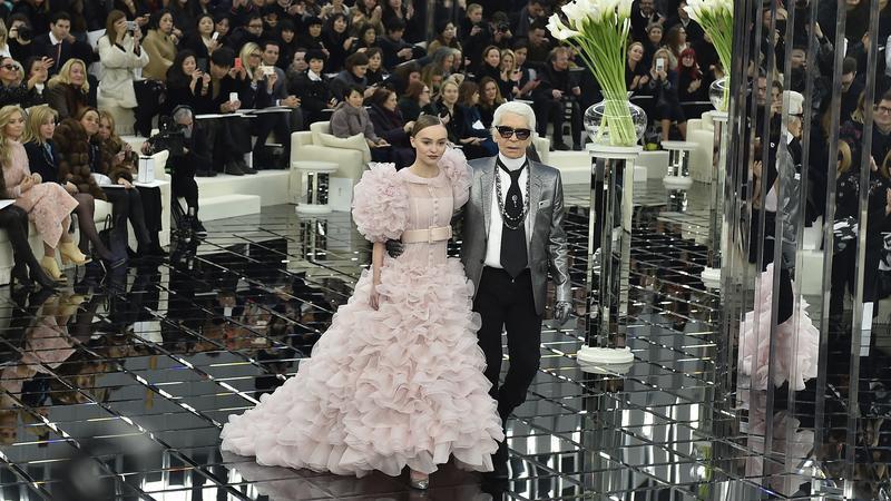 Chanel haute couture wiosna - lato 2017