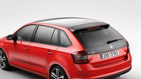 Škoda Rapid Spaceback – oficjalnie