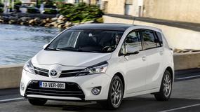 Nowa Toyota Verso idzie w ślady Aurisa