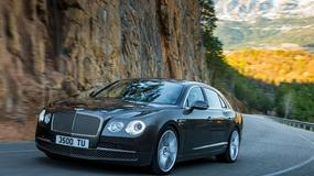 Nowy Bentley Flying Spur