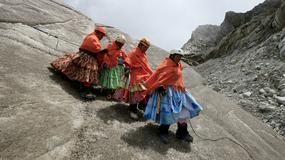 Stylowe Boliwijki zdobywają szczyty Andów!