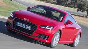 Nowe Audi TT: długa lista kosztownych dodatków