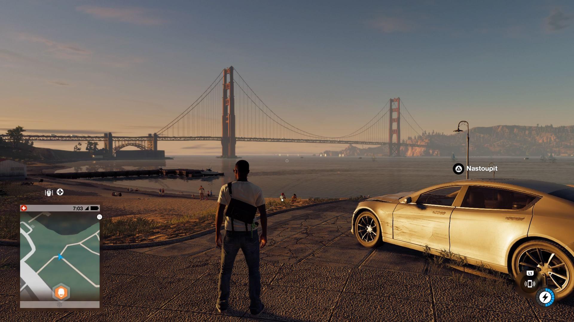 Watch Dogs 2 nás vezme do San Francisca. Hlavná dominanta nesmie chýbať