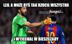 Memy po meczu FC Barcelona - Juventus Turyn