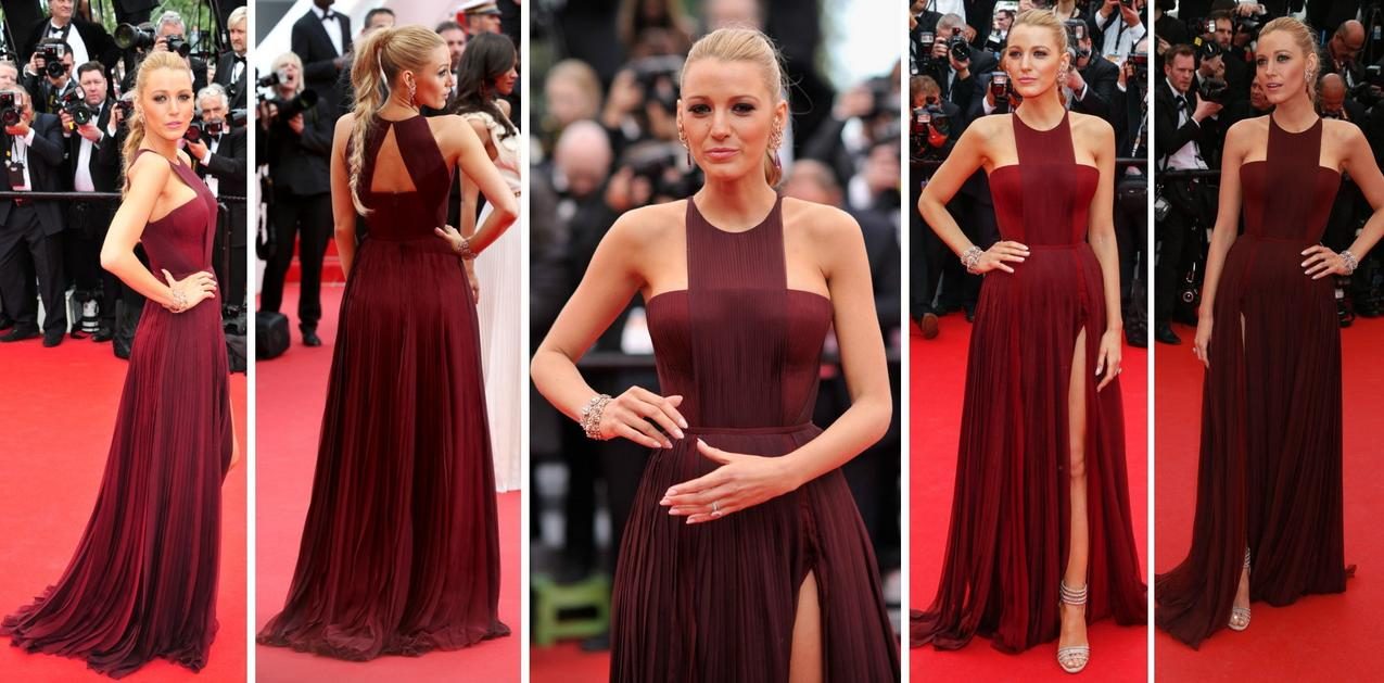 Best Look: Blake Lively w sukni Gucci Premiere / Getty Images