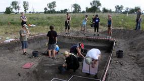 Odkryto grodzisko z IX wieku