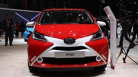 Nowa Toyota Aygo - dla lubiących zmiany