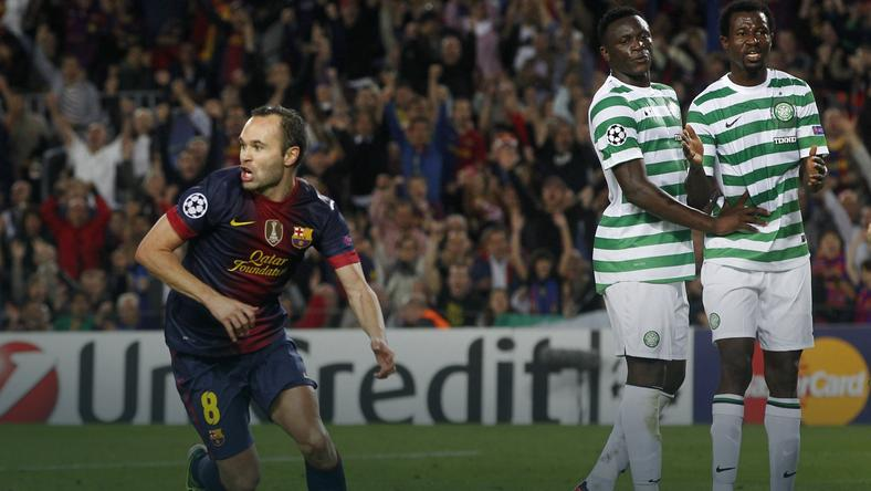 FC Barcelona - Celtic