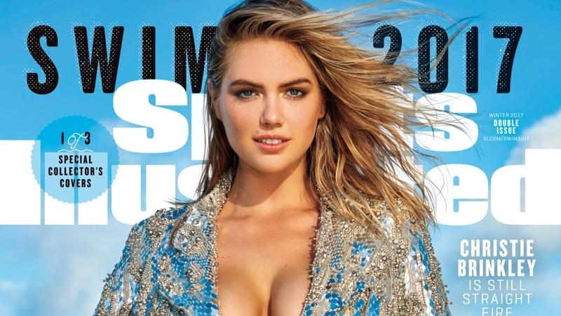 Kate Upton gwiazdą Sports Illustrated Swimsuit Issue