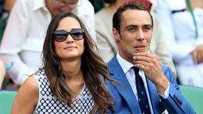 Pippa i James Middleton - pikne rodzestwo Kate