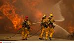 Bukti požar u Kaliforniji, hiljade vatrogasaca na terenu