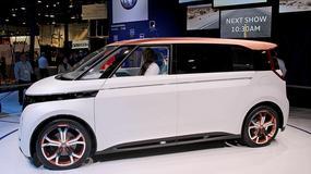 Volkswagen Budd-e - van z elektrycznym napędem