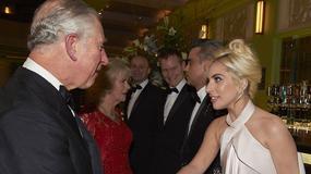 Lady Gaga znów szokuje. Jak ubrała się na spotkanie z księciem Karolem? Jesteśmy zaskoczeni!