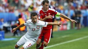 Euro 2016: Polacy lepsi od Szwajcarii w 1/8 finału