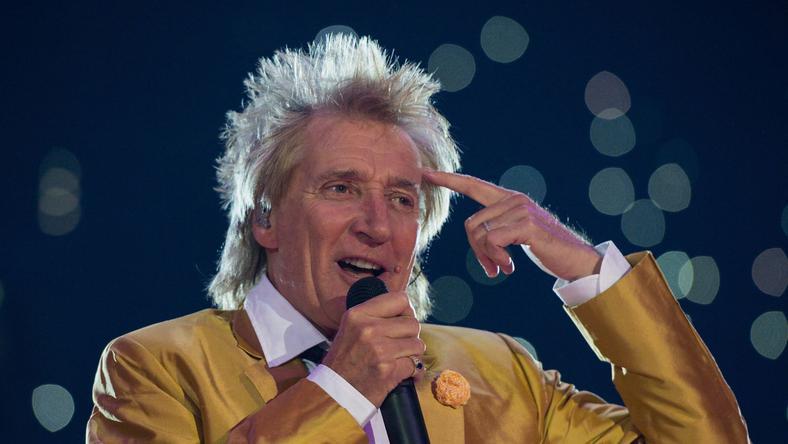 Rod Stewart már 71 éves, gondolta volna? / Fotó: Northfoto