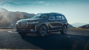 BMW Concept X7: premiera we Frankfurcie