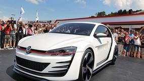 Volkswagen Design Vision GTI nad Wörthersee