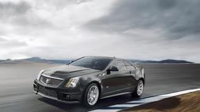 Cadillac CTS-V Coupe - Debiut już w przyszłym tygodniu na salonie w Detroit