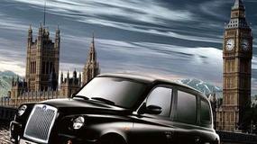 London Taxi International: promocyjna jazda z Warszawy do Kijowa